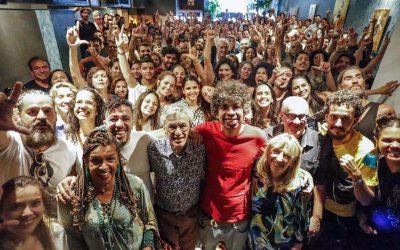 NINJA Além-Mar: como foi o lançamento da Casa da Mídia NINJA em Portugal