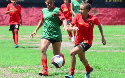 Começou o Campeonato Pernambucano Feminino de Futebol!