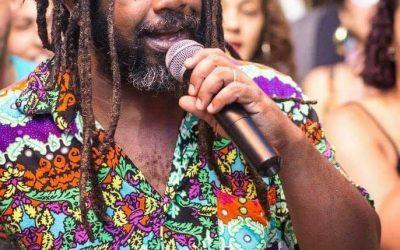 A força do Quilombo do Grotão e o samba de André Jamaica