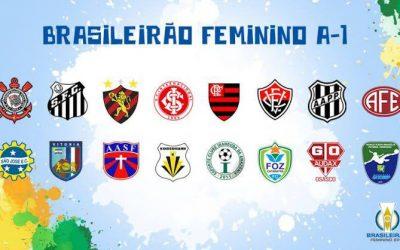Como foi: rodada 12 do Campeonato Brasileiro de Futebol Feminino A-1