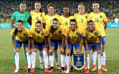 Seleção Feminina tem premiação triplicada pela CBF pós mundial