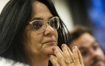 Damares extingue comitês de combate à violência contra mulher e minorias