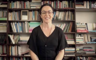 """Márcia Tiburi: """"Fora do Brasil todos já perceberam que Bolsonaro é um maníaco"""""""