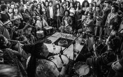 """É """"Samba Que Elas Querem"""": grupo feminino completa dois anos de sucesso no RJ"""