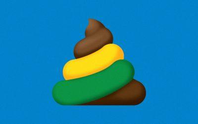 É o coco do Figueiredo ou o cocô do Bolsonaro?!