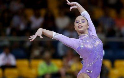 Domínio feminino, nova medalha brasileira na ginástica e recorde no badminton marcam dia em Lima