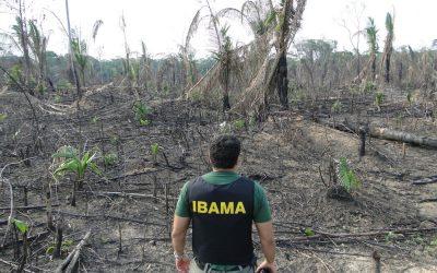 Ibama vai fechar última base no interior do Amazonas em novembro