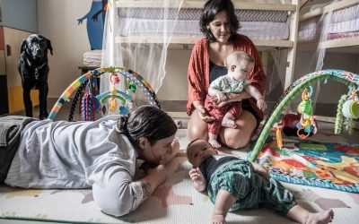 MAMA: um livro sobre maternidade dupla em relacionamentos homoafetivos
