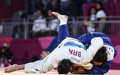 Mayra Aguiar leva ouro inédito e Beatriz Souza fatura bronze em último dia do Pan