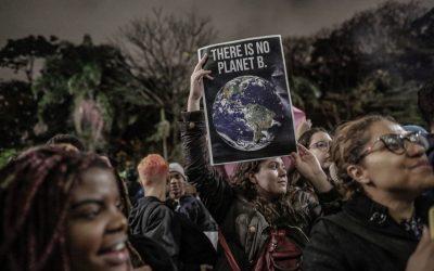 O mundo se mobiliza pela Amazônia