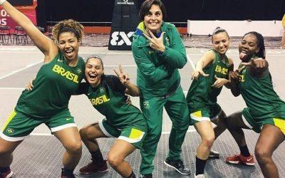 Mulheres da delegação do Brasil no Pan: Conheça o Basquete 3×3