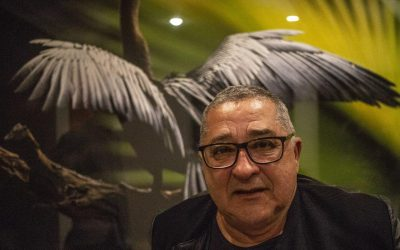Araquém Alcântara: 'A amazônia é um assunto de toda a humanidade'