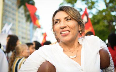 """""""A deficiência é um problema social e não individual"""", diz Cida Ramos"""