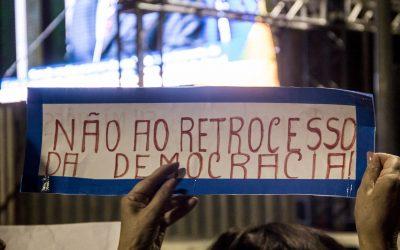 Randolfe Rodrigues: Feliz aniversário, Democracia! Lutaremos por sua vida longa