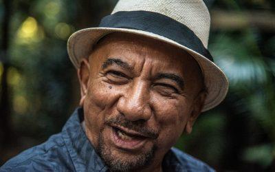 """Zé Katimba: """"O samba original não interessa ao sistema, porque essas pessoas questionam"""""""