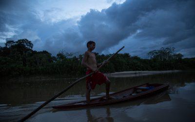 Galeria: 10 anos de Reserva extrativista Rio Gregório