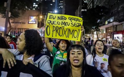 Familiares de vítimas do Estado enviam carta e se reúnem com Rodrigo Maia hoje, em Brasília