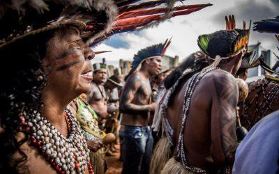 Comitiva de lideranças indígenas irá à Europa denunciar violações no Brasil