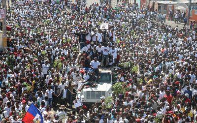 Haiti: Artistas organizam marcha pacífica para exigir a saída do presidente Jovenel Moïse