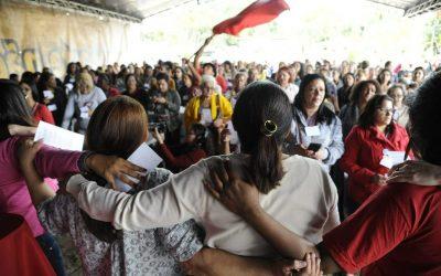 Primeiro encontro estadual de mulheres do MTST reúne 600 companheiras