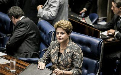 Em nota, Dilma Rousseff diz que pedido de prisão da PF é 'cortina de fumaça'