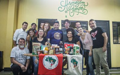 MST abrirá filial do Armazém do Campo na Nave Coletiva em SP