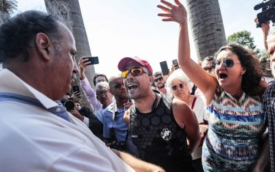 Embaixada da Venezuela é invadida em Brasília por apoiadores de Juan Guaidó
