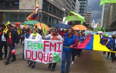 Carta aberta ao Presidente da Colômbia, Iván Duque Márquez