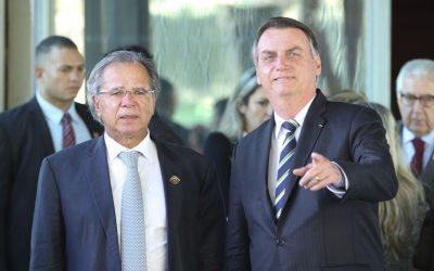 Guedes e Bolsonaro paralisaram o Brasil