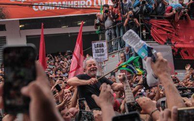 Lula Livre às 4:20
