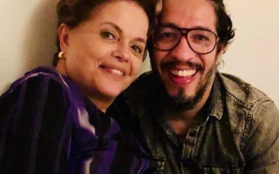Carta a Dilma: Eu cuspi na cara dele por você, Dilma. Por nós.