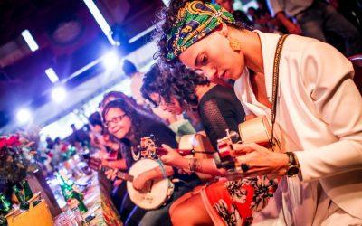 Maior movimento de mulheres no samba homenageia Leci Brandão