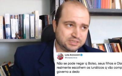 Satã, música e útero: o discurso do novo presidente da Funarte e as reações no Twitter