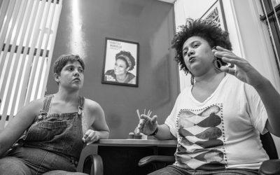 Marina Iris e Manu da Cuíca: a força da mulher no samba