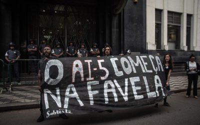 #OcupaTPI: É legítima a demanda do movimento funk de levar o caso de Paraisópolis ao Tribunal Penal Internacional