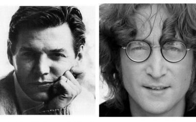 As músicas de John Lennon e Tom Jobim fazem a vida valer a pena