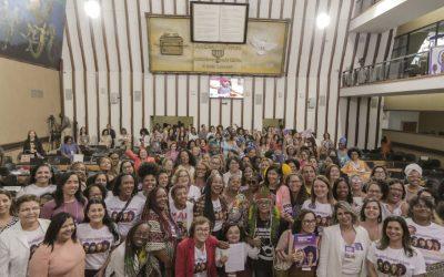Em evento histórico, Parlamento Feminista se reúne na Bahia por mais mulheres na Política