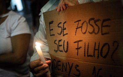 Comissão Interamericana condena governo Doria por massacre em Paraisópolis