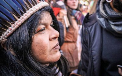 Em vídeo, Sonia Guajajara lamenta morte de mais dois parentes e exige justiça
