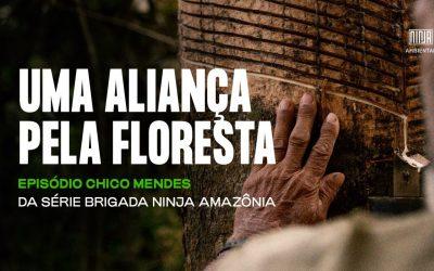 Mídia NINJA lança primeiro episódio da série Brigada Amazônia