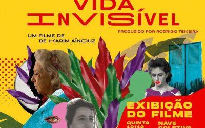 """Em resposta a censura do governo, Mídia NINJA exibe """"A vida invisível"""" em sua nova sede em São Paulo"""