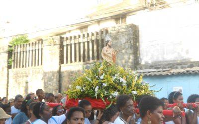 O culto a São Lázaro faz lembrar dos corpos que se deseja esquecer