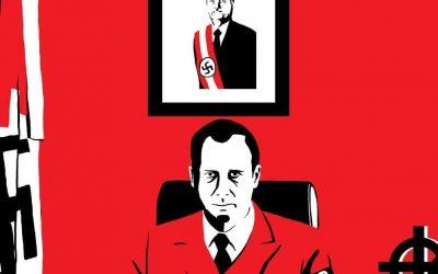 Cosplay nazista de Roberto Alvim rompe a cortina ideológica de toda a direita