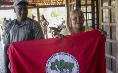 Sem Terra, sem direitos gritam por dignidade e humanidade na Fazenda Arapuim, em Minas Gerais