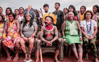 Lideranças indígenas denunciam política etnocída, genocida e ecocida
