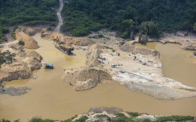 MPF critica projeto de Bolsonaro que permite mineração em terras indígenas