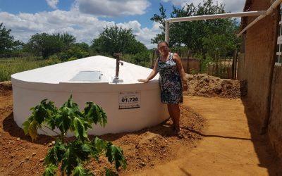 Cadê a água que estava aqui? Governo Bolsonaro construiu menor número de cisternas da história