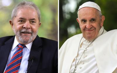 Justiça muda data de depoimento e Lula poderá encontrar papa