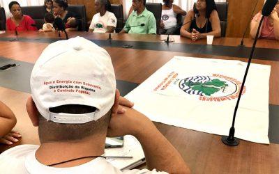 MAB reivindica direitos para atingidos em reunião com instituições de justiça