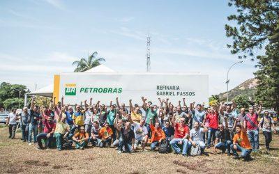 Greve da Petrobrás chega a Minas Gerais
